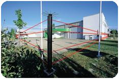 Инфракрасная система охраны периметра